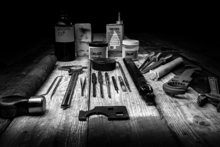 GUNSMITHING, MACHINING & ENGRAVING - DELTA LEVEL DEFENSE